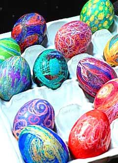 Easter Eggs 2009