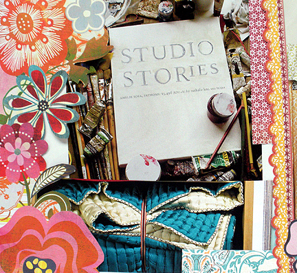 Studio stories close up 2600