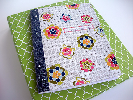 Notebooks-green2726