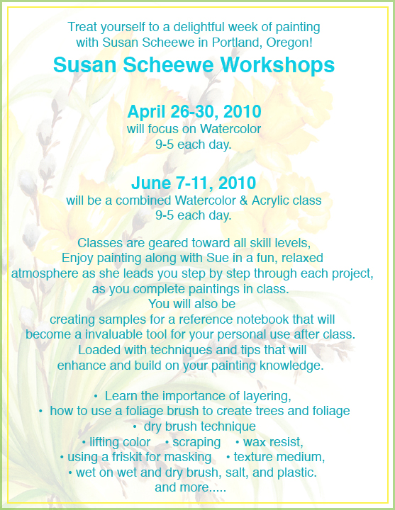 Scheewe Workshop for typepad