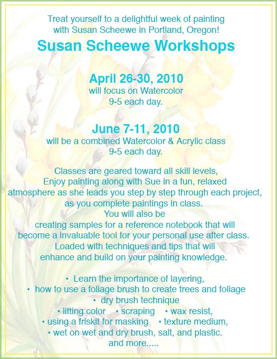 Scheewe Workshop for typepad